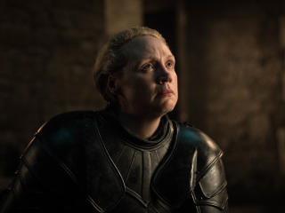 Gwendoline Christie as Brienne Of Tarth Game Of Thrones image