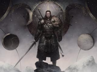 Gwent The Witcher Card Warrior wallpaper