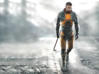 Half-Life Character Scrap wallpaper