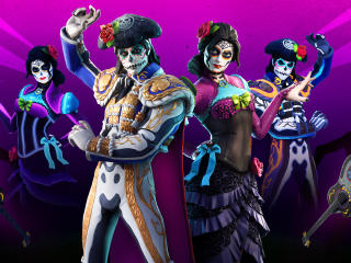 Halloween Fortnite 2020 4K Skin wallpaper