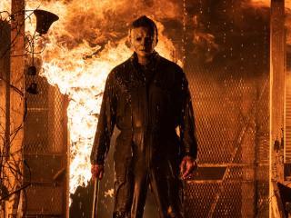 Halloween Kills HD Movie wallpaper