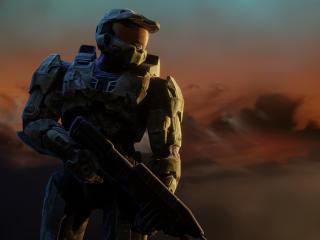 Halo 3 5K wallpaper