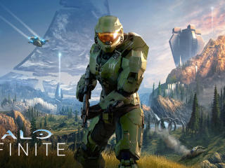 Halo Infinite 2020 wallpaper