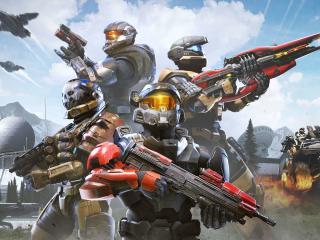 Halo Infinite 8K HD wallpaper