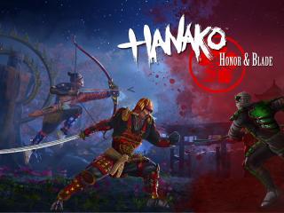 Hanako Honor & Blade 2021 wallpaper