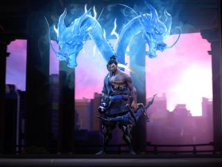 Hanzo wallpaper