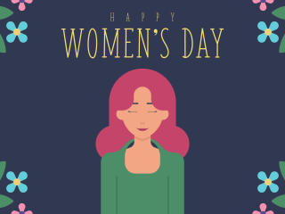 Happy Women's Day Poster wallpaper