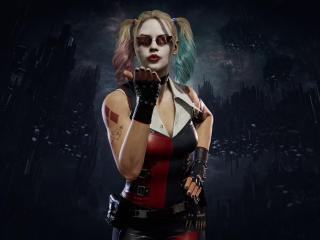 Harley Quinn Mortal Kombat 11 wallpaper
