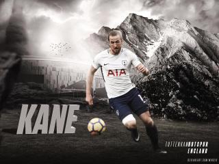 Harry Kane New 2021 wallpaper