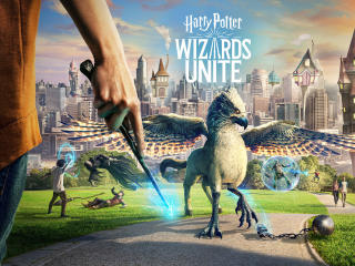 Harry Potter Wizards Unite Game wallpaper
