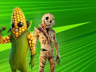 Harvest Fortnite wallpaper