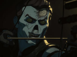 Hawkeye Zombie What If wallpaper