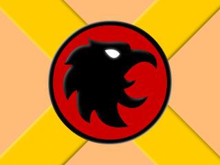 Hawkman Comic Logo wallpaper