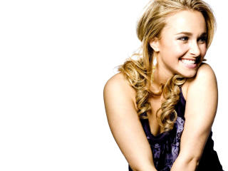 Hayden Panettiere Long Hair Images wallpaper