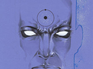 HBO Doctor Manhattan Art wallpaper