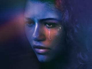 HBO Euphoria Zendaya wallpaper