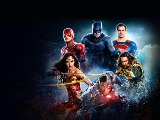 HBO Justice League Synder Cut 2021 wallpaper