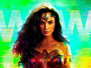 HBO Wonder Woman 1984 wallpaper