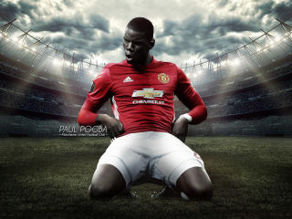 HD Paul Pogba 2021 wallpaper