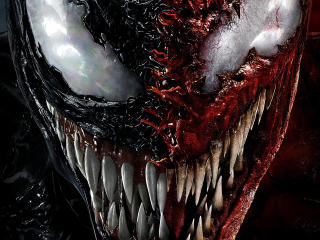 HD Venom Let There Be Carnage Poster wallpaper