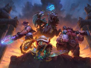 Hearthstone Heroes of Warcraft wallpaper
