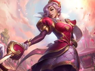 Heartpiercer Fiora League Of Legends wallpaper
