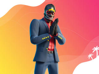 Heist Fortnite wallpaper