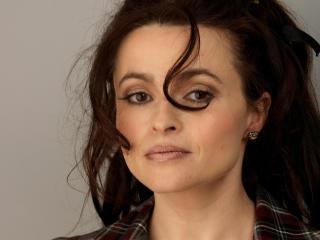 Helena Bonham Carter Black Hair Images wallpaper