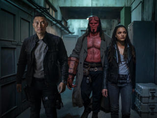 Hellboy Movie 2019 Still image