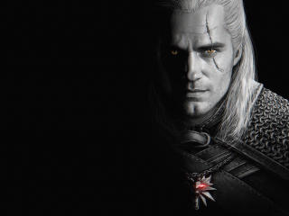 Henry Cavill As Geralt of Rivia wallpaper