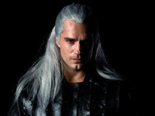 HD Wallpaper | Background Image Henry Cavill As Geralt The Witcher Netflix