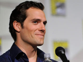 Henry Cavill On Stage Images wallpaper