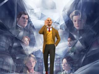 Hercule Poirot The First Cases Gaming wallpaper