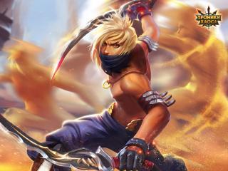 Hero Wars Game wallpaper