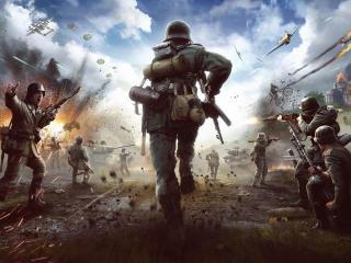Heroes And Generals wallpaper