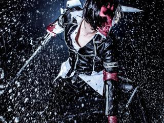 HD Wallpaper | Background Image herowarz, man, rain