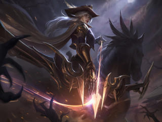 High Noon Ashe wallpaper