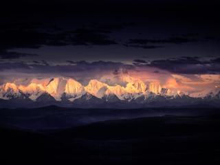 Himalayas New HD wallpaper