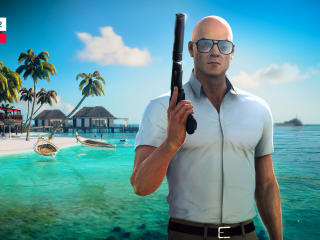 Hitman 2 Haven Island wallpaper
