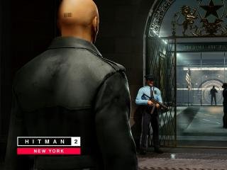 Hitman 2 The Bank wallpaper