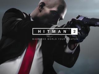 Hitman Make the World your Weapon wallpaper