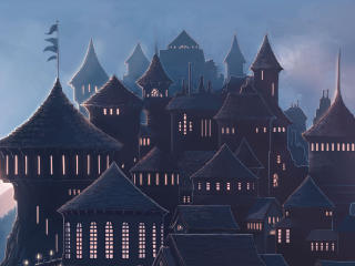 Hogwarts Harry Potter School wallpaper