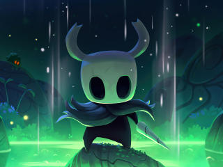 Hollow Knight Art wallpaper