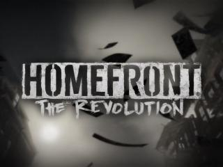 Homefront 2 Logo wallpaper