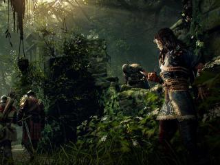 Hood Outlaws & Legends Game wallpaper