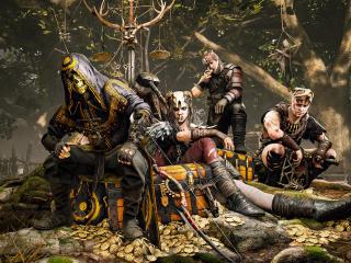 Hood Outlaws & Legends HD Gaming wallpaper