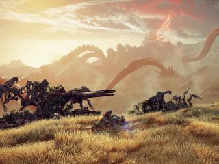 Horizon 2 Forbidden West PS5 wallpaper