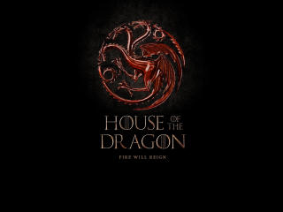 House Of The Dragon Poster wallpaper