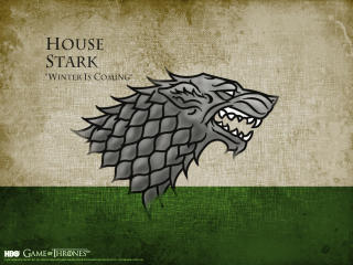 House Stark Game Of Thrones Hd Wallpaper wallpaper