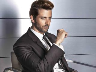 hrithik roshan, actor, jacket wallpaper